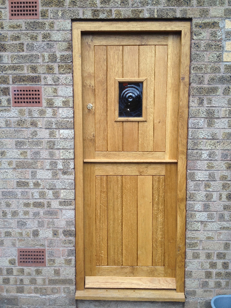 Doors Hortus Ligneous