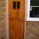 Sapelle cottage style stable door