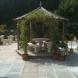 Garden bandstand
