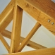 Oak truss detail