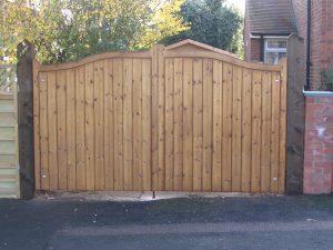 Wooden Gate, Derbyshire